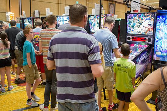 The Parent/Kid Tournament