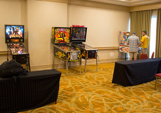 The solid state and EM tournament games