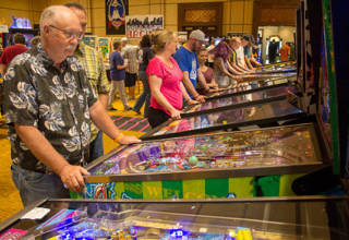 The Rocky Mountain Pinball Showdown and Gameroom Expo 2016