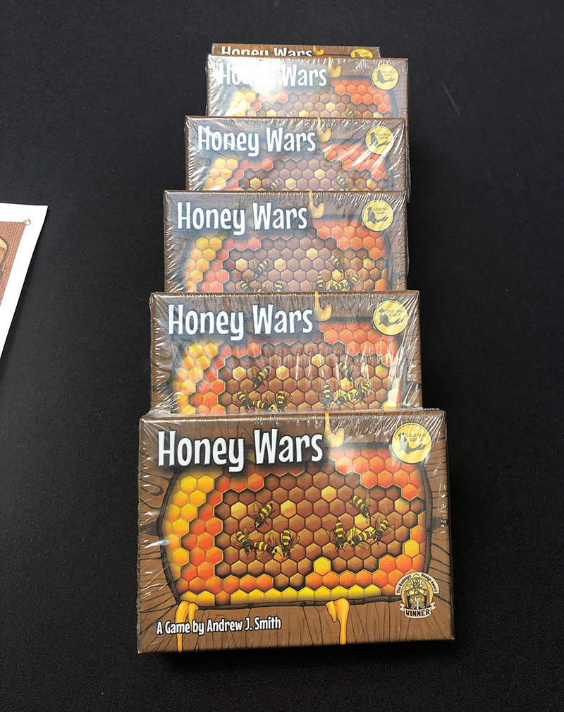 Will this 'bee' the next big thing in board games?