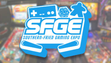 The Southern-Fried Gaming Expo 2021 show