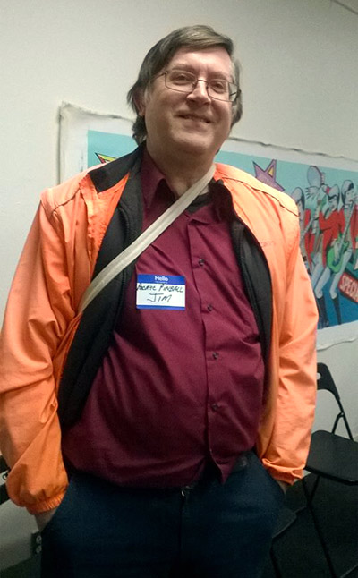Board member Jim Strehlow. PPM Archives
