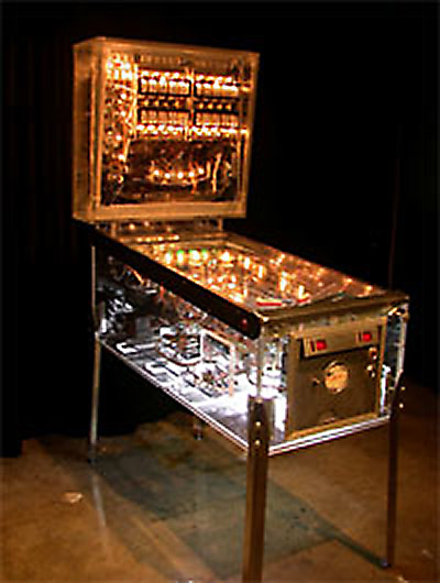 """Uniquely PPM: the """"Visible Pinball"""". PPM Archives"""
