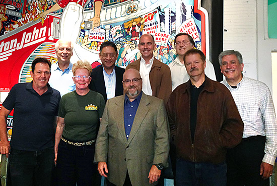 The PPM Board of Directors. PPM Archives