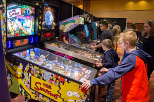 Texas Pinball Festival @ Embassy Suites | Frisco | Texas | United States