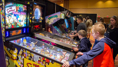 The Texas Pinball Festival 2016