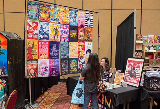 Rockin' Robin were selling pop art posters