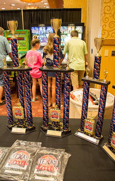 Top trophies