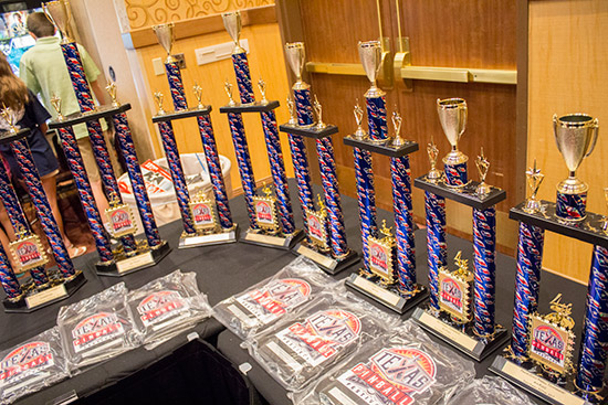 Tournament trophies up for grabs