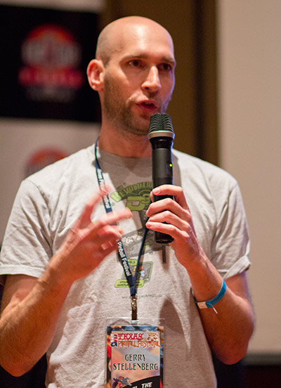 Gerry Stellenberg