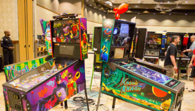 Texas Pinball Festival 2018