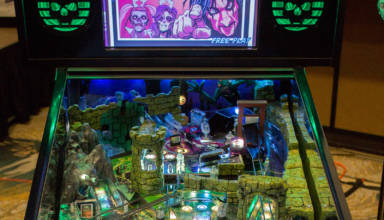 A full look at the playfield