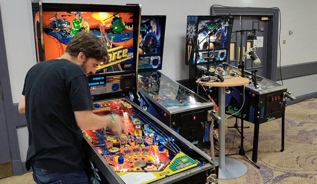 Preparing a Tecnoplay X Force