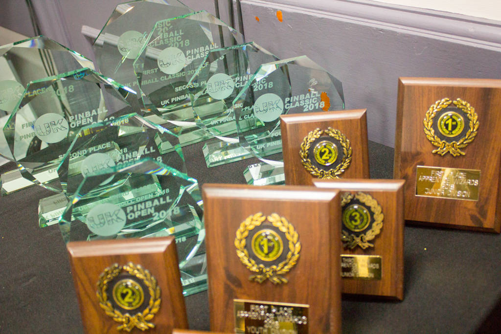 Trophies for the Open, Classics and Apprentice Wizard tournaments