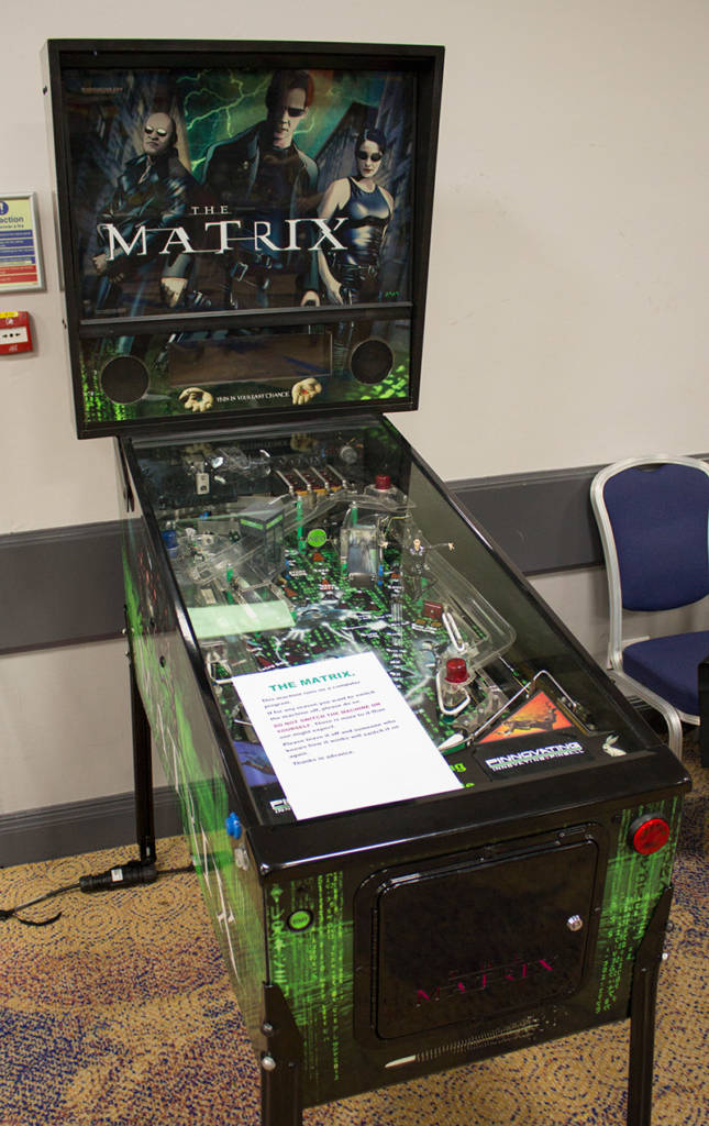 Ad Jonker's The Matrix machines is here for everyone to enjoy