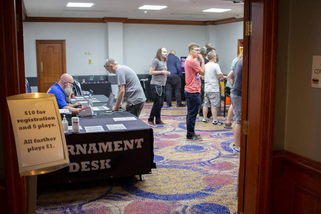 The classics tournament room