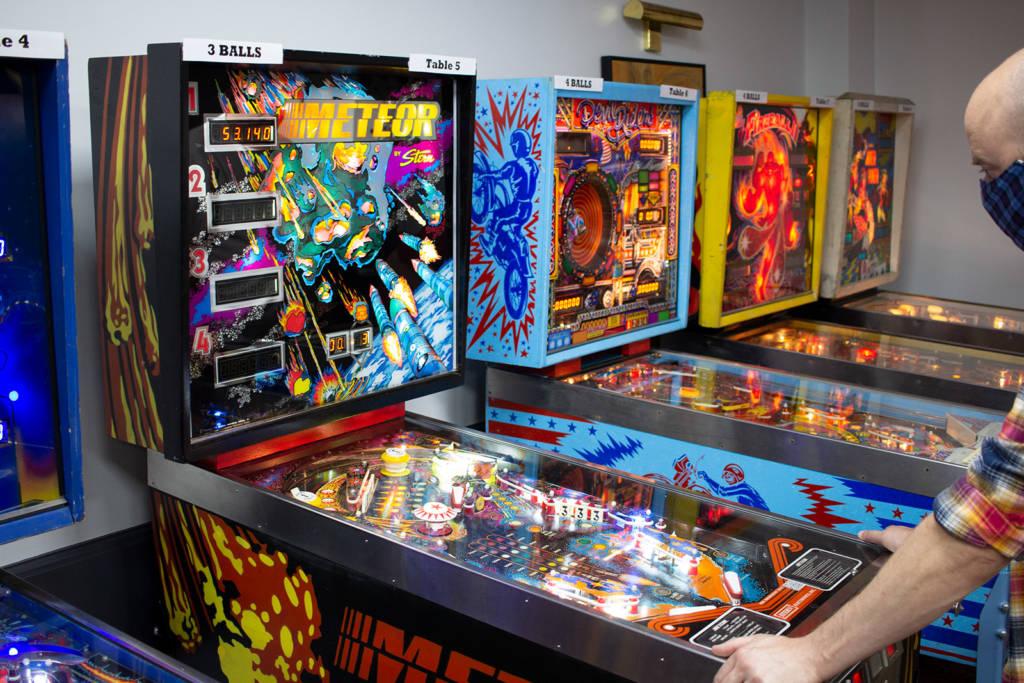 Some of the classics tournament machines