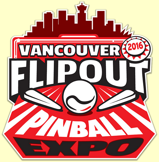 The Vancouver Flipout 2016 logo