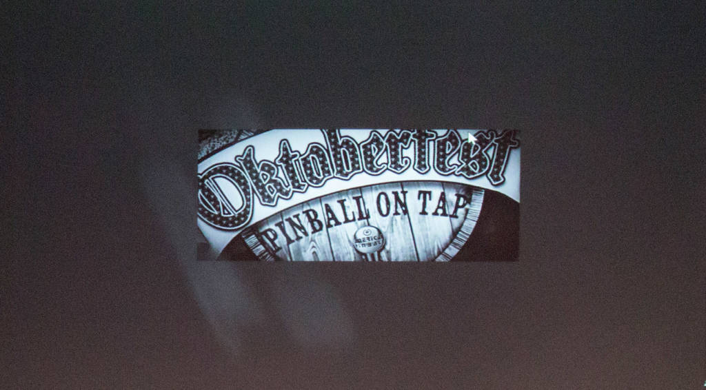 Oktoberfest: Pinball on Tap will be the name of American Pinball's second title