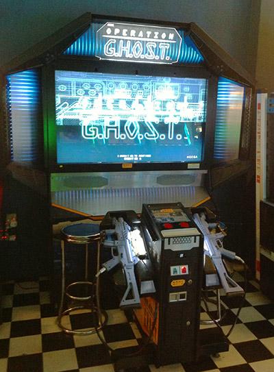 Sega's Operation G.H.O.S.T.