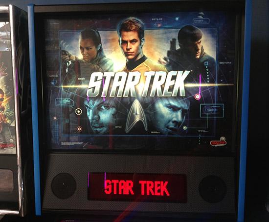 Star Trek Pro's translite