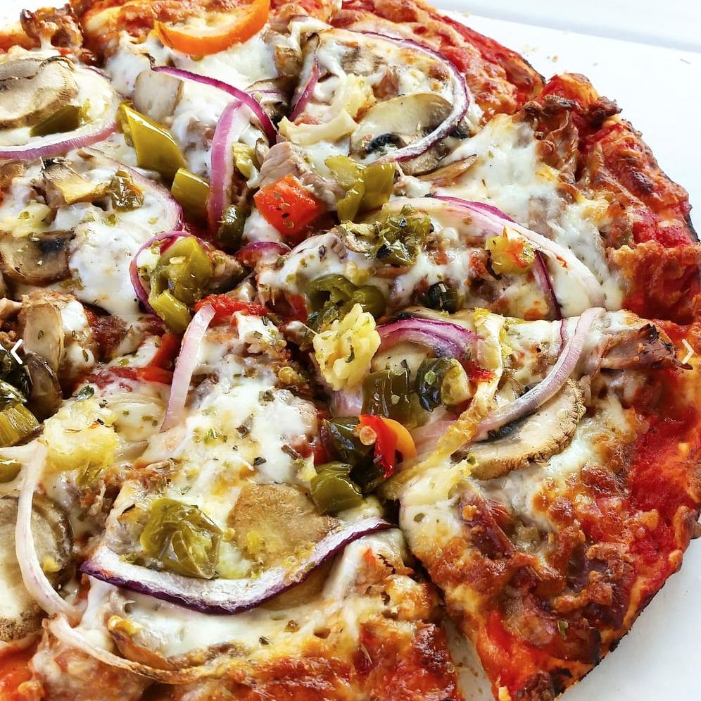 Bill's Northsider pizza