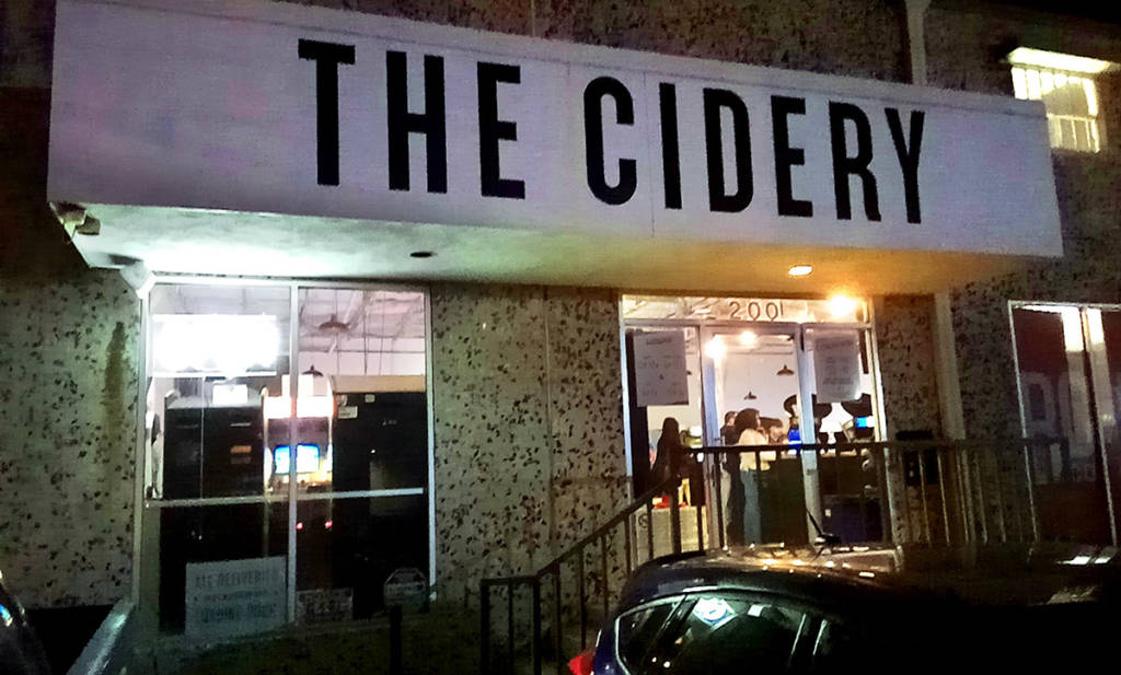 Bishop Cidercade at The Cidery