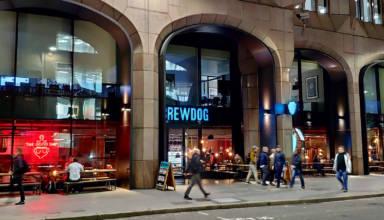 Brewdog in Tower Hill, London