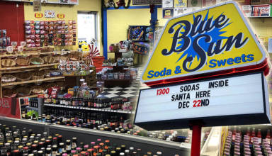 Blue Star Soda & Sweets Shop