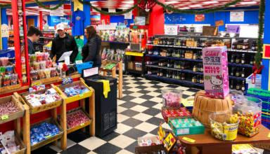 Blue Sun Soda & Sweets Shop
