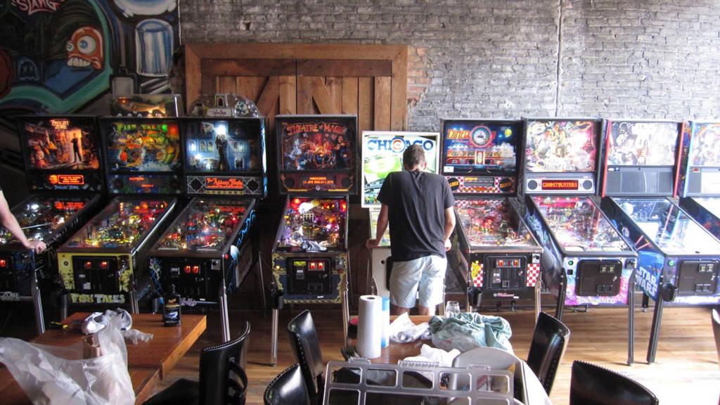 Emporium Arcade Bar (Wicker Park)