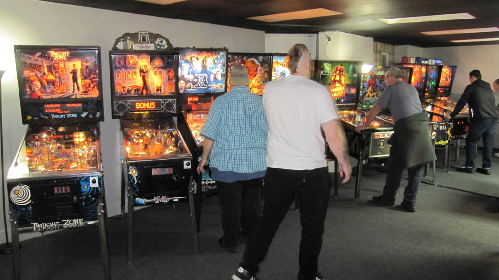 Galloping Ghost Pinball in Brookfield
