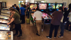 Monster Pinball Meet @ Flip Out London | England | United Kingdom