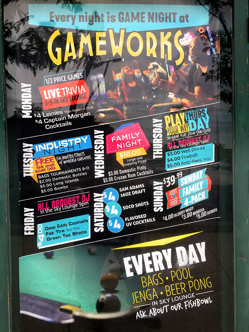 GAMEWORKS SCHAUMBURG – Welcome to Pinball News – First & Free
