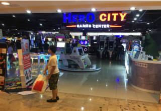 Hero City in Bangkok