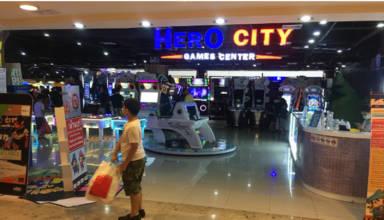 Hero City in Bangkok