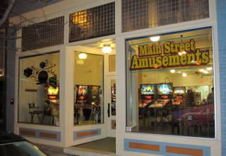 Main Street Amusements