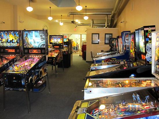 Games at Main Street Amusements