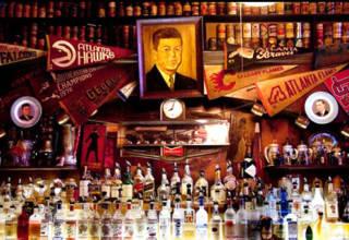 Manuel's Tavern in Atlanta