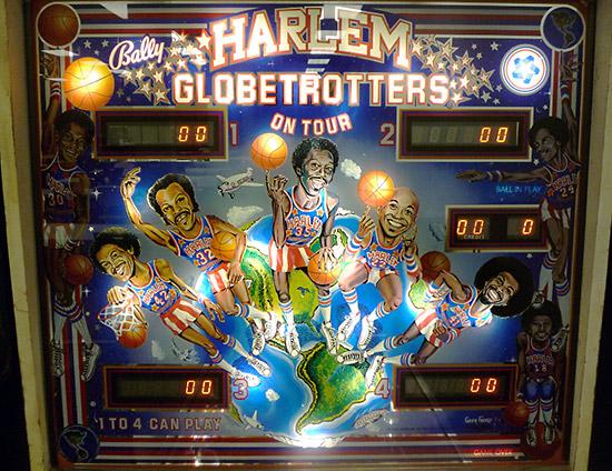 Harlem Globetrotters On Tour