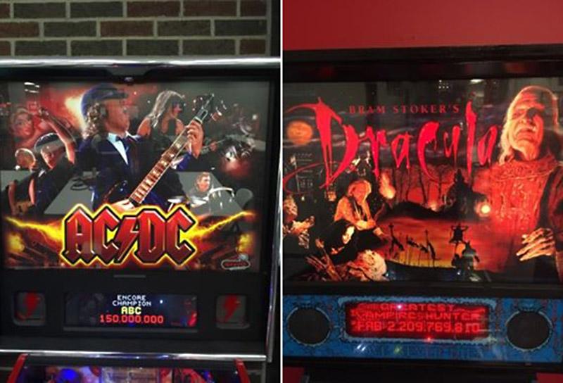 AC/DC & Bram Stoker's Dracula