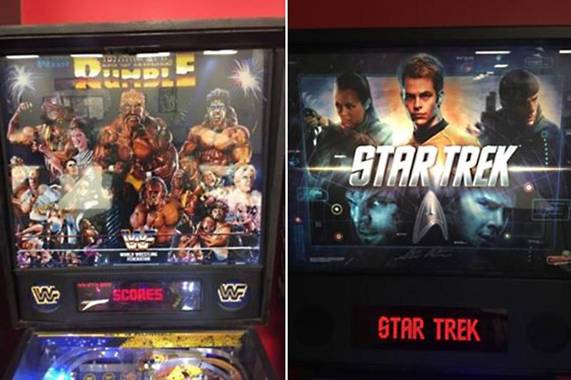 WWE Royal Rumble and Star Trek