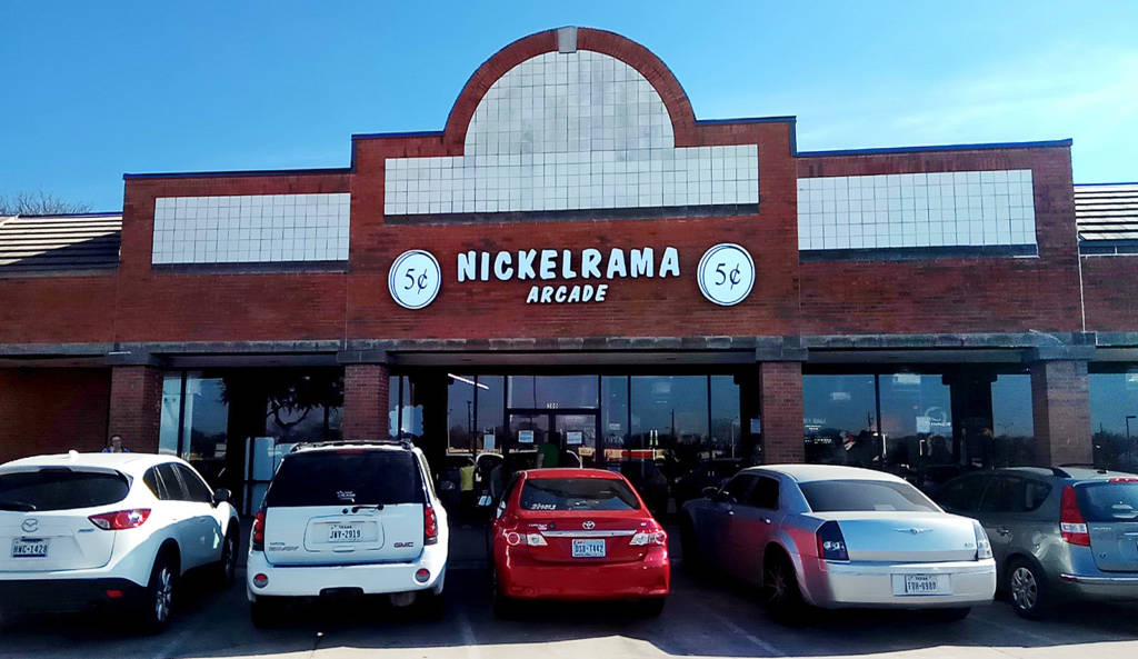 NickelRama 1 in Garland, Texas