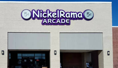 The second NickelRama arcade