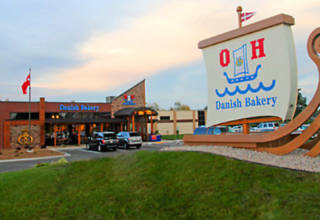 O&H Danish Bakery in Racine