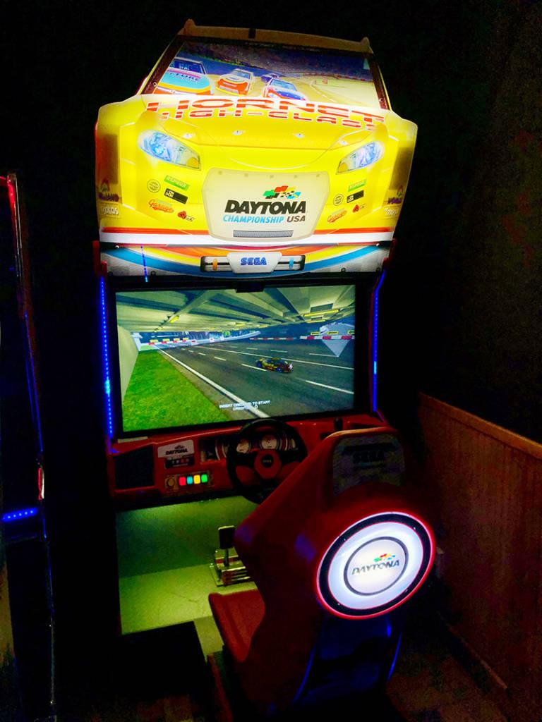 A Sega Daytona Championship USA