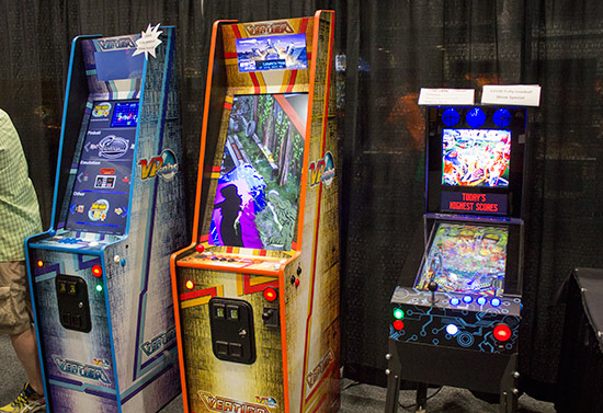 There were three compact games from VPcabs