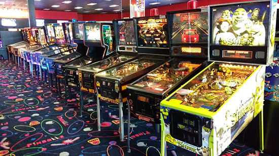 ...and more, including the two High Speed games and both Pinball 2000s