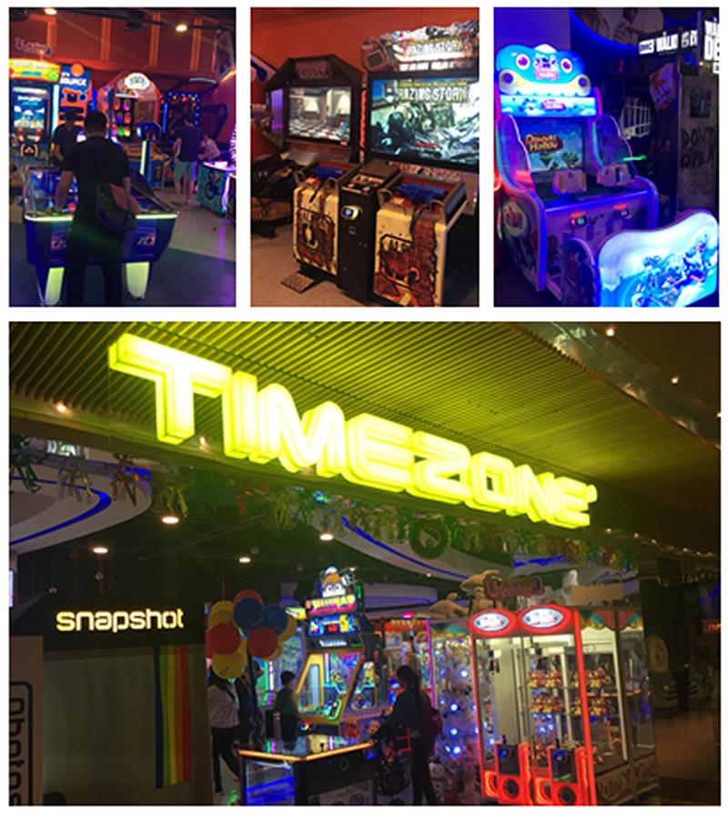 Timezone at Plaza Singapura
