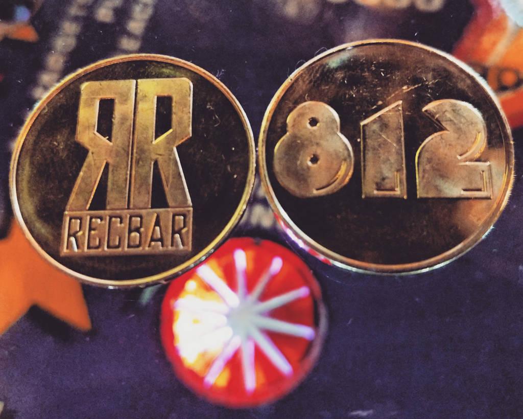 Recbar 812's tokens